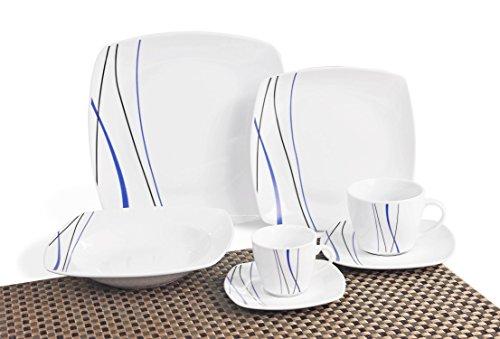 Topkapi-Service-de-table-TK-989-42-pices-en-Porcelaine-Service-de-table-Rossi