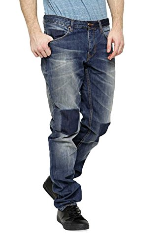 Ikks Jeans Stretti SLIM PAK, uomo, Colore: Blu, Taglia: 36