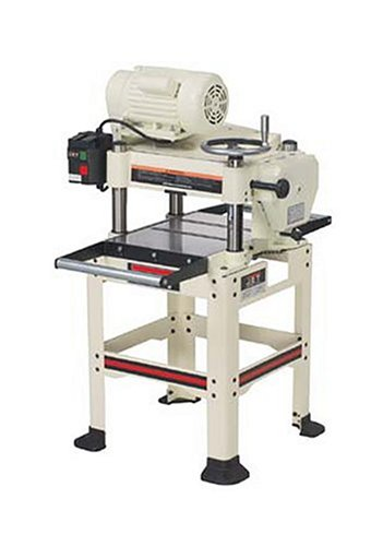 Jet 708531 Jwp-16Os 16-Inch 3-Horsepower Open Stand Planer, 230-Volt 1-Phase