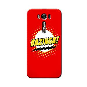 BAZINGA BACK COVER FOR ASUS ZENFONE 2 LASER