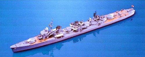 1/700 日本海軍 駆逐艦 満潮 W31