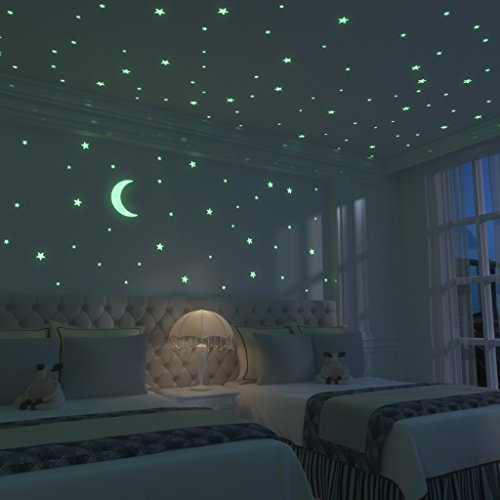 the-glow-moon-and-glow-stars-1-foot-moon-and-40-of-the-brightest-glow-in-the-dark-stars-boxed-set-wi