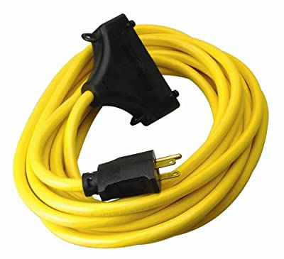 Coleman Cable 25-Foot Generator Power Cord