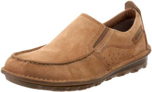 Caterpillar Men's Broder Slip On Loafer,SUNDANCE/PAPYRUS,12 M US