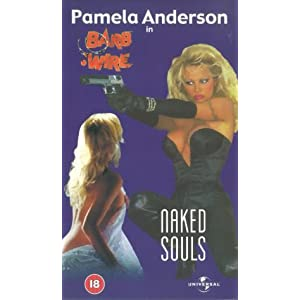 pamela anderson naked souls video