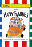 Kids' Little Treasure Book on Happy Families (Kids' Little Treasure Books)