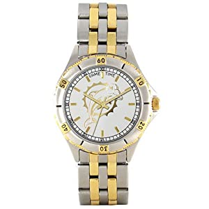 NFL Mens FT-MIA General Manager Series Miami Dolphins Watch by Game Time