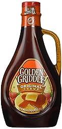 Golden Griddle Syrup 24oz - 6 Unit Pack