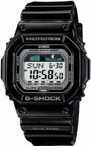 Casio GLX5600-1 Men's G-Shock Oversized Black Resin Digital Multifunctional Watch