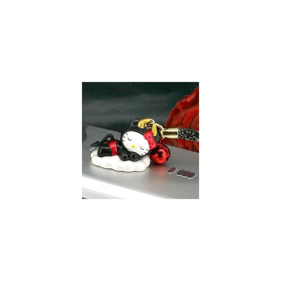 Sanrio Hello Kitty Bling Bling Lovely Petit Devil Netsuke