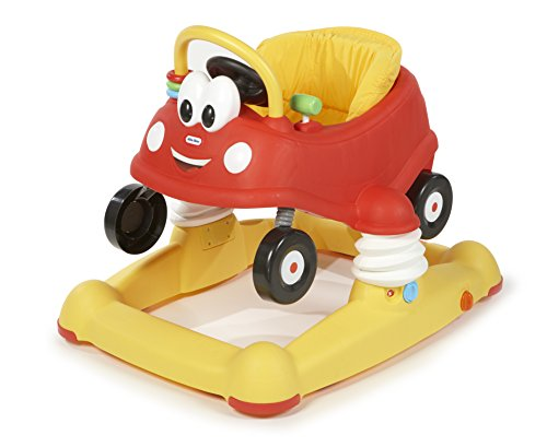 Little Tikes Cozy Coupe 3 In 1 Mobile Entertainer - 1