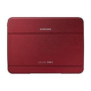 Samsung EFBP520 Etui à rabat pour Samsung Galaxy Tab 3 10,1'' Rouge