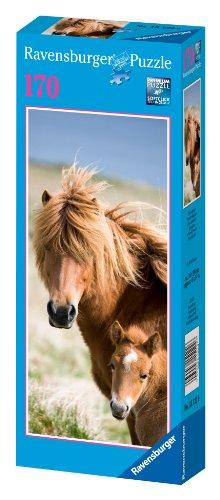 Ravensburger Icelandic Ponies Puzzle, 170-Piece