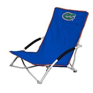 NCAA Florida Gators Beach Comber Chair by Logo Chair Inc.