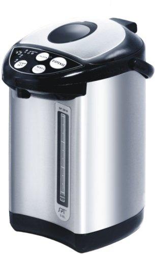 Sunpentown Sp-3618 Stainless-Steel 3-3/5-Liter Hot-Water Dispensing Pot