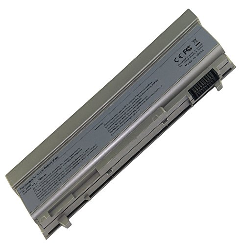 Laptop Battery For Dell Latitude E6400 E6410 E6500 E6510 Precision M2400 M4400 M4500 M6500 P/N's: 4M529 KY265 PT434 312-0749 (Latitude E6410 Battery compare prices)