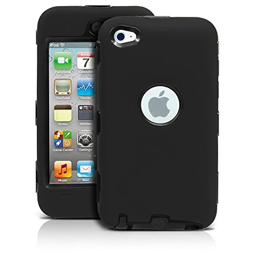 MagicMobile Robot Case for Apple iPod Touch 4th Generation