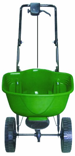 HBC Fertilizer/Salt Spreader for Lawn and Garden