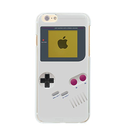 iPhone6 4.7 inch iphone ハードケース ケース カバー スマホケース クリアケース Clear Arts 懐かしのゲーム機 08-ip6-ca0075