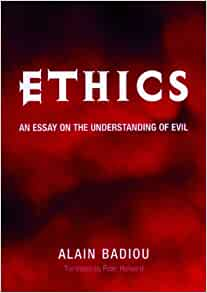 book essays on evil