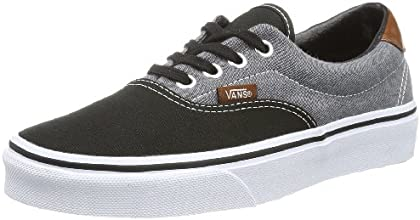 Vans  U ERA 59  (CANVAS   CHAMB, Baskets pour homme EU 37 UK 4.5 et US 5.5