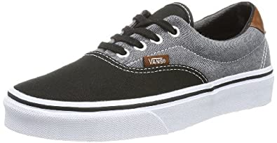 Vans Canvas & Chambray Era 59 Unisex Sneakers VN-0UC6AT7_7.5