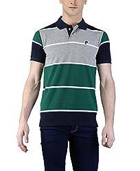 Puffz Men's Cotton Polo_02_Multicolored_XL