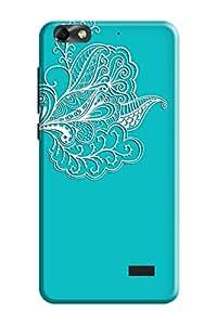 Huawei Honor 4C Hard Cover Kanvas Cases Premium Quality Designer 3D Printed Lightweight Slim Matte Finish Back Case for Huawei Honor 4C