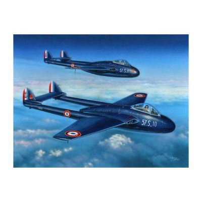 Maquette avion 1/72 : Vampire Mk.5