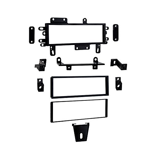 Metra 99-5510 Installation Multi-Kit for Select 1982-up Ford/Mercury/Jeep Vehicles (Black) (2000 Ford Mustang Dash compare prices)