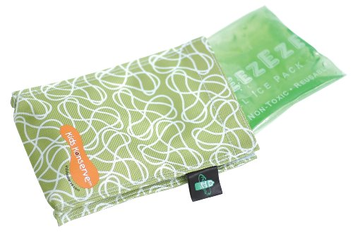 Kids Konserve Squiggle Sweat-Free Ice Pack - 1
