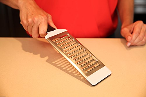 how to use a foot grater
