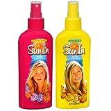 Sun in Hair Lightener, Tropical Breeze & Lemon Fresh Combo