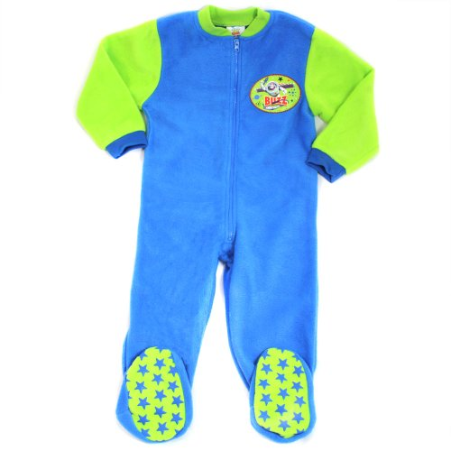 Toy Story Sleepsuit - Buzz Lightyear Sleepsuit - From Age 18 Months to 5 Years