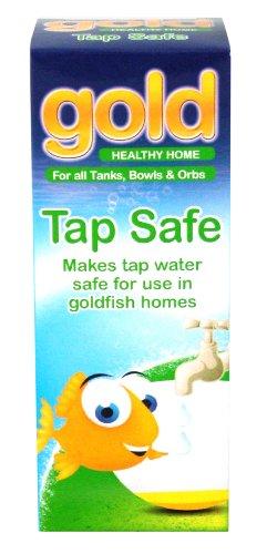 interpet-gold-tap-safe