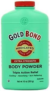 Amazon Com Gold Bond Medicated Extra Strength Powder 10