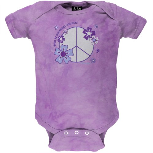 Grateful Dead - Peace Infant Bodysuit - 12-18 Months front-1050999