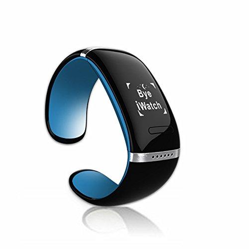 Efanr® L12S OLED Bluetooth 3.0 Bracelet Wrist Smart Watch Design Health Sports Pedometer for IOS iP
