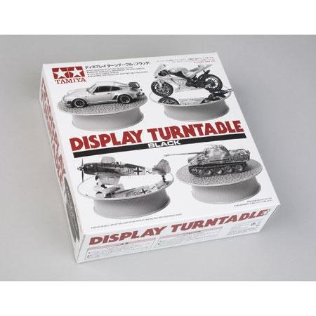20cm Black Display Turnable