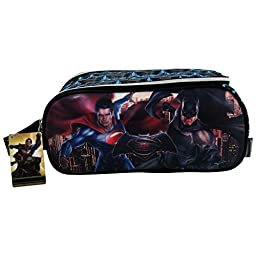 Dc Comics batman Vs Superman Dawn Bag shoes Holder shoe rack Footlocker Pool trip Gym