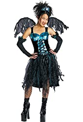 Aqua Fairy Costume - Kids/teen Costume - Large - Large