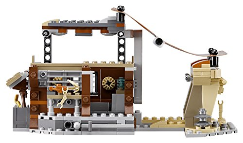LEGO-Star-Wars-Encounter-on-Jakku-530PCS-Star-Wars-Projector-Pen-Colors-may-vary-Playsets-Building-Toys