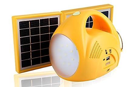 Mitva MS-352A Solar Lantern