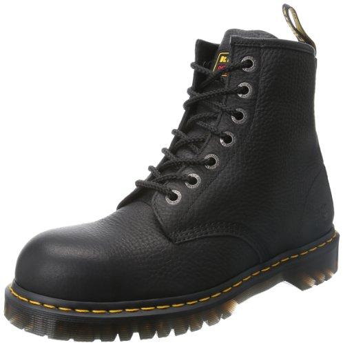 Dr. Martens Men'S Icon 7 Eye Boot,Black,7 Uk/8 M Us front-952471