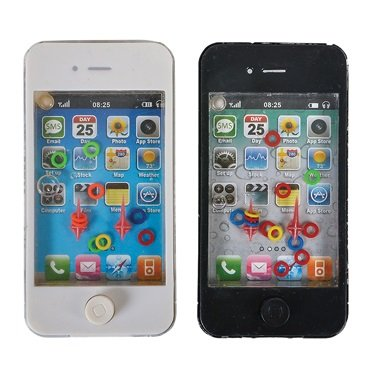 2- Smart Phone Water Game (White and Black) - 1
