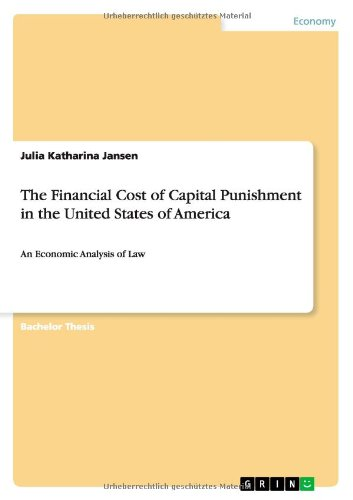 an overview of the capital punishment in the united states of america The history of capital punishment in mississippi: an overview capital punishment ruling of the united states supreme court in furman vgeorgia which held the georgia death penalty statute was cruel and unusual as applied and therefore violated the eighth amendment of the.