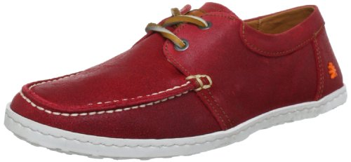 ART QWERTY Ankle Boots Men Red Rot (GRANADA) Size: 9 (43 EU)