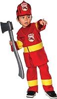 Rubie's Costume Juvenile Jr. Firefighter Costume