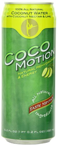 Taste Nirvana Coconut Water, Coco Motion, 16.2 Ounce (Pack Of 12)