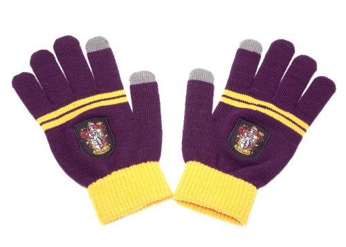 Cinereplicas 3760166568314 - Guanto Gryffindor Harry Potter da Cinereplicas, Gryffindor Bordeau, Standard